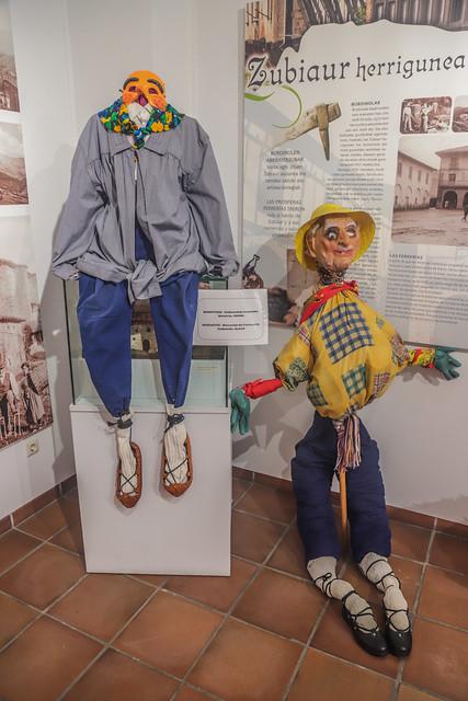 MARKITOAK - ZALDUONDOKO INAUTERIKO MOZORROA- ARABA/ÁLAVA - MARQUITOS- MASCARADA DEL CARNAVAL DE ZALDUONDO .Museo de Orozko 2018 #DePaseoConLarri #Flickr -18