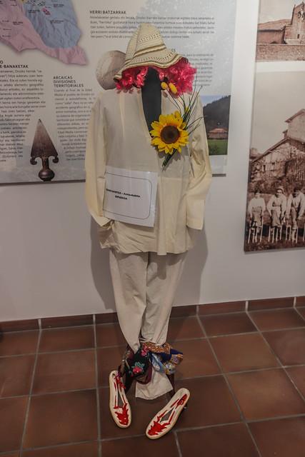 TXINO DANTZA -ARETXABALETA GIPUZKOA . Museo de Orozko 2018 #DePaseoConLarri #Flickr -16