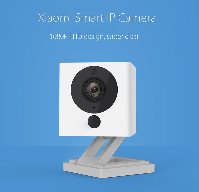 Xiaomi xiaofang Smart 1080P WiFi IP Camera レビュー (2)