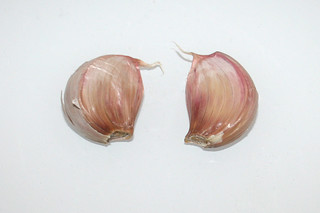 14 - Zutat Knoblauch / Ingredient garlic