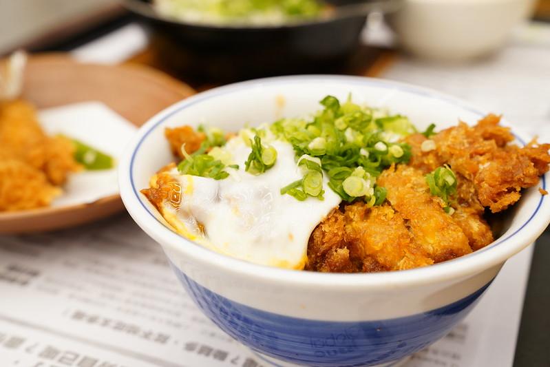 赤味噌丼飯 (2)