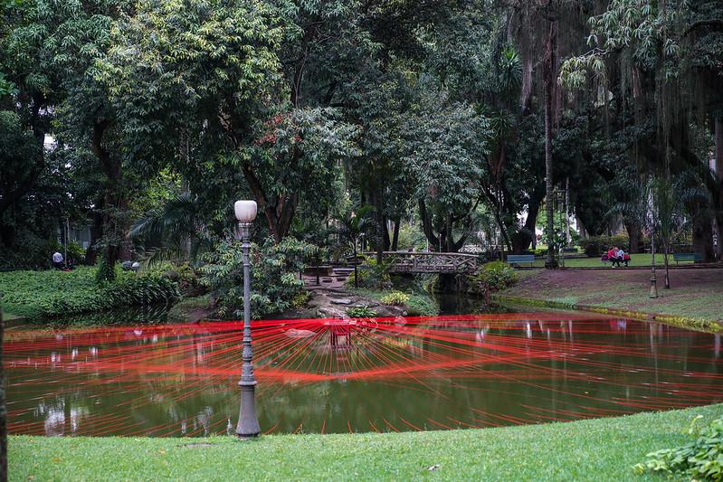A contemporary bond brazil brasilia rio de janeiro art park