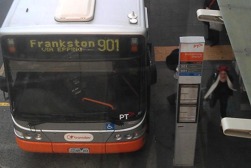 Smartbus at Dandenong
