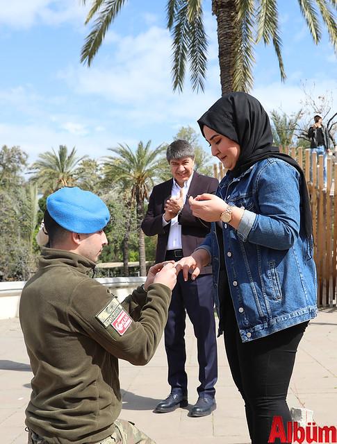 Antalya Büyükşehir Belediyesi sürpriz evlilik teklifi- Menderes Türel -3