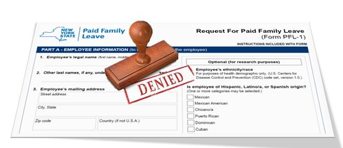I haven't Received My Paid Family Leave Check