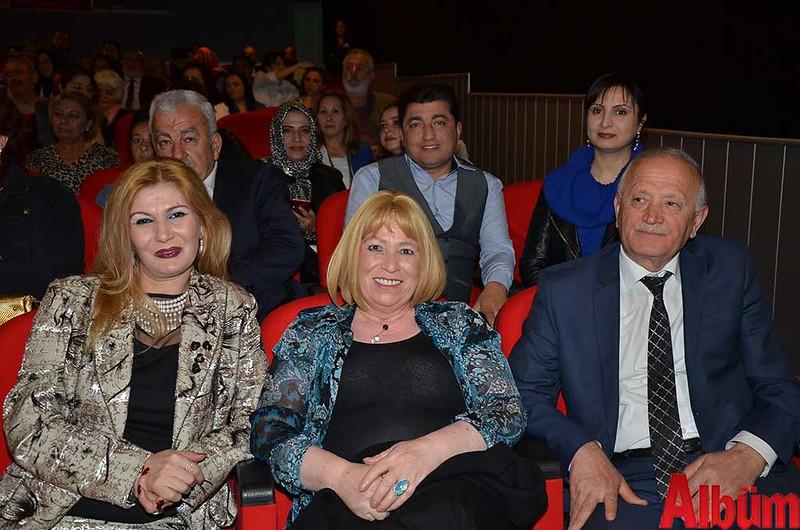 Leyla Ağaoğlu, Cennet Bulut, Nuri Demir