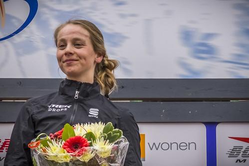 Eva Buurman finishes 2nd.