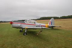 G-BCXN de Havilland Canada DHC-1 (C1-0692) Popham 030808