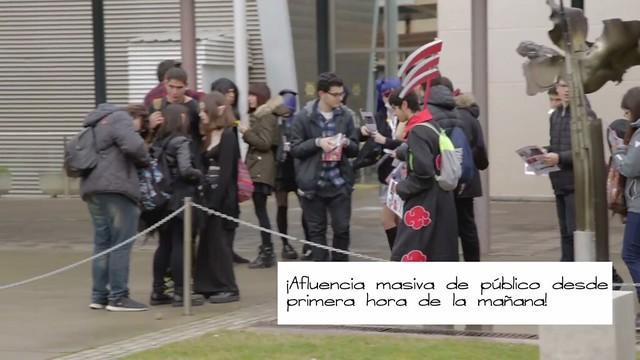 XII Salón del Cómic y Manga de Castilla y León. Video Resumen oficial *Héctor Vleasco / ASOFED K Eventos y Producciones