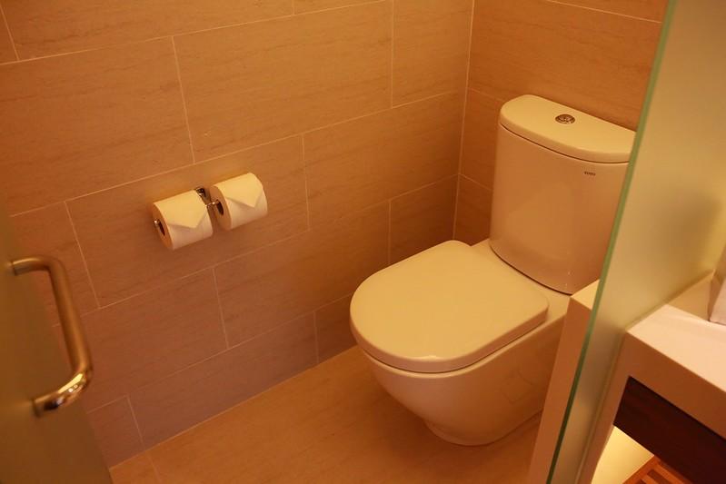 寬倘的衛浴