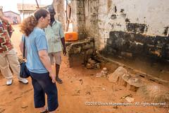 A local Voodoo Shrine, Togoville, Togo