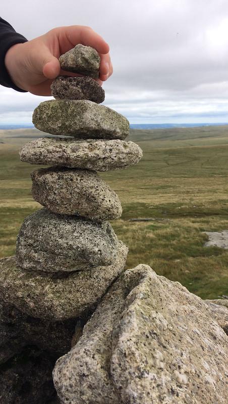 High Willhays Highest Point