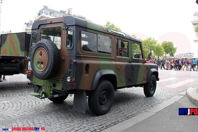 BDQJ14-1149 Durisotti Land Rover Defender