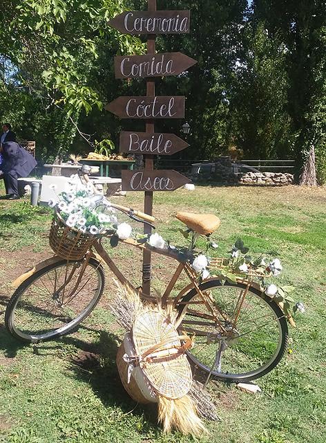 Posada bici