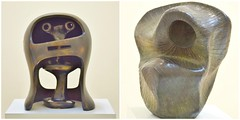 Helmet Head No. 2, Head-Lines, Henry Moore, Art Gallery of Ontario, Toronto, ON
