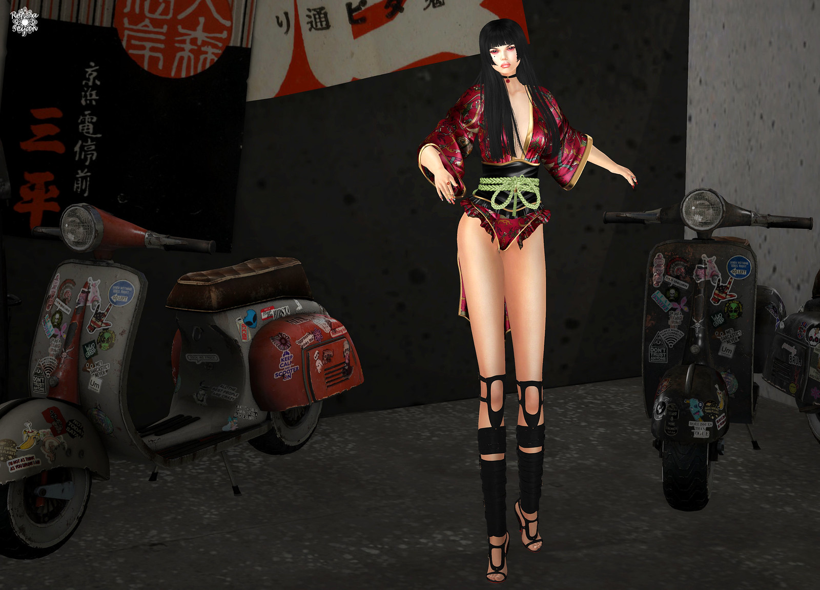 NEO-Japan Fashion SL Show