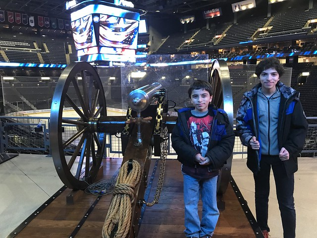 7 - boys with blue jackets cannon