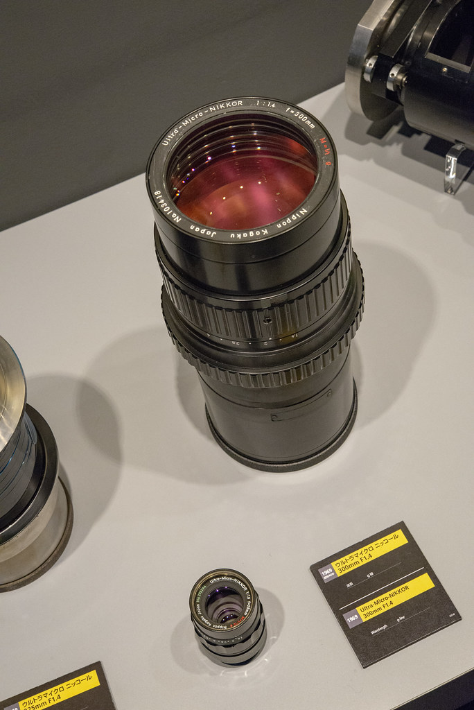 "The Nikon Museum Special Exhibition ""Ultra-Micro-NIKKOR"""