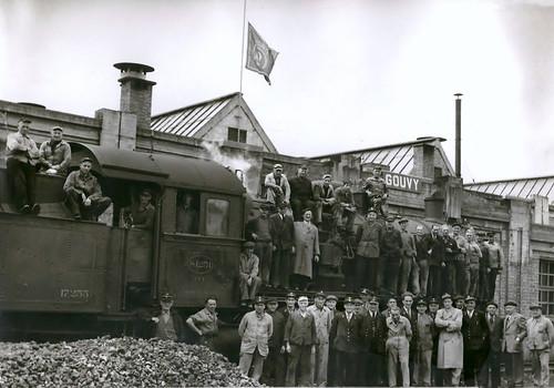 NMBS 81.251 @ Gouvy depot