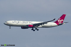 G-VUFO - 1352 - Virgin Atlantic Airways - Airbus A330-343 - Heathrow - 170402 - Steven Gray - IMG_0121
