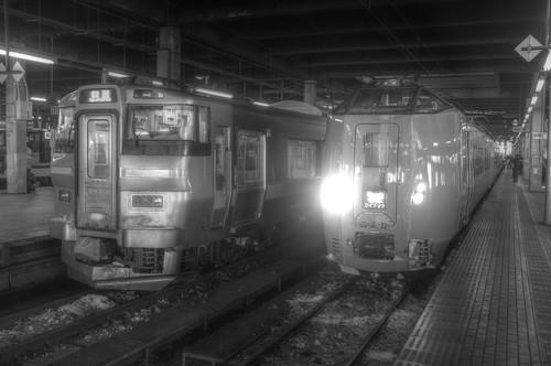 27-02-2018 Sapporo Station (2)