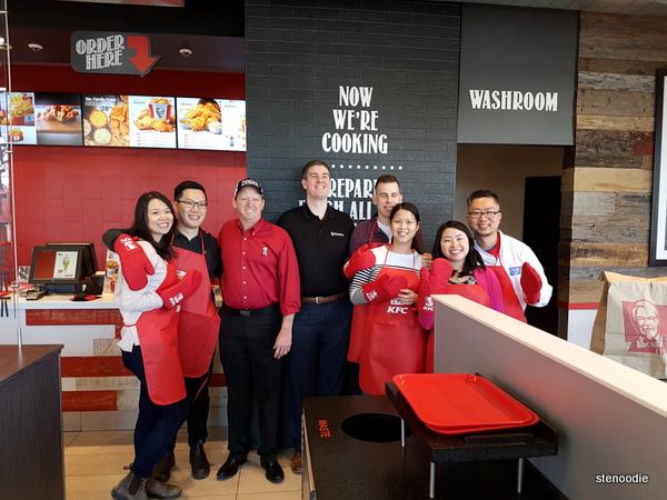 KFC Cooking School