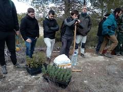 Plantación por la Semana Forestal 2018
