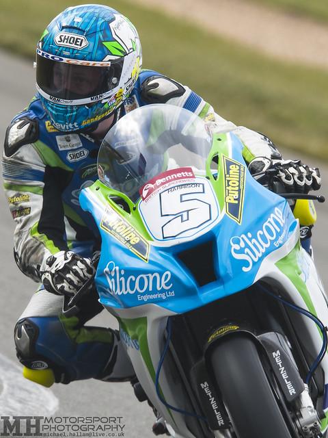 Silicone Engineering Racing Kawasaki #5 Dean Harrison