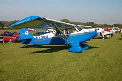 N49BH Aviat Husky A-1B (2315) Popham 121008