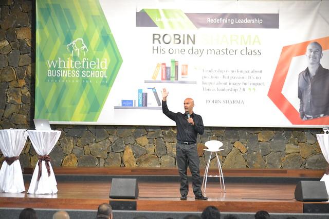 Robin Sharma Masterclass