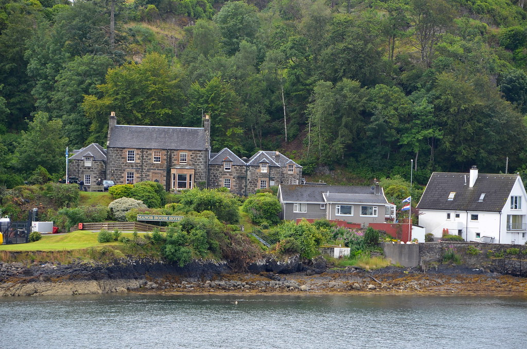 Hotels Near Oban Scotland