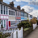Colourful Beachfront Cottages