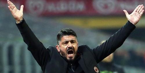 Gattuso: Milan harus menang