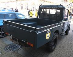 Nissan Patrol LG60 Pickup 1969