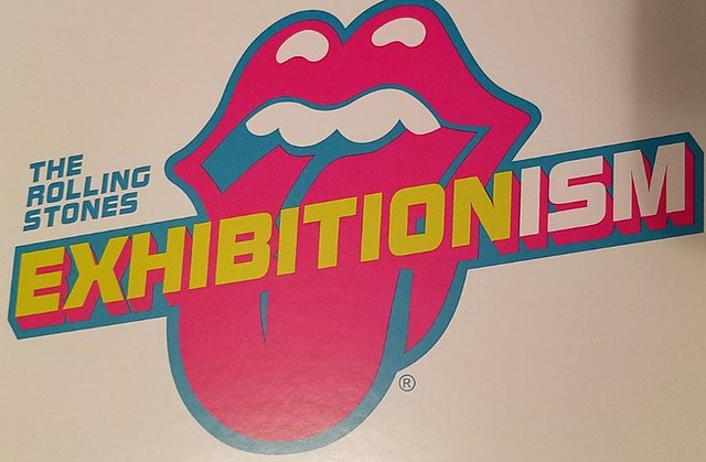 The Rolling Stones' exhibition in Nashville at the Musicians Hall of Fame & Museum.