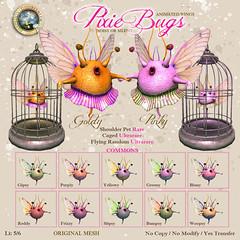 DDDF * Pixie Bugs Gacha