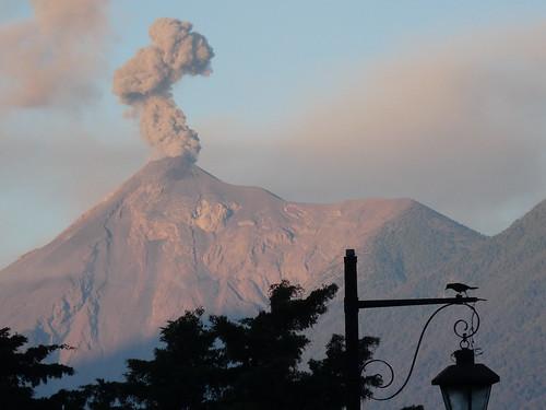 Pohodová koloniální kráska Antigua Guatemala (2. díl)