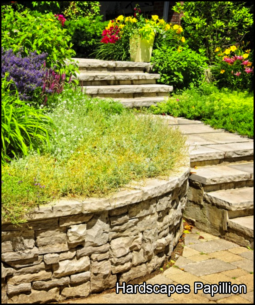 Hardscapes Papillion – Heroes Lawn and Landscape