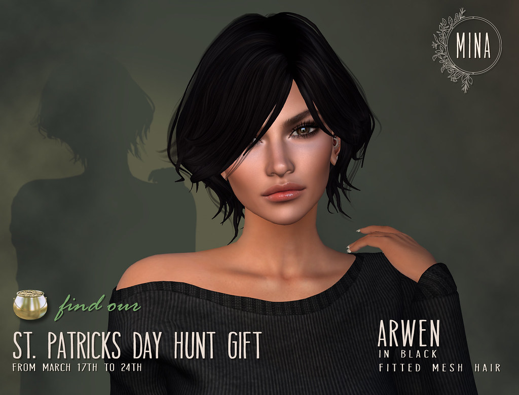 MINA Hair – St. Patricks Day Finders Keeper