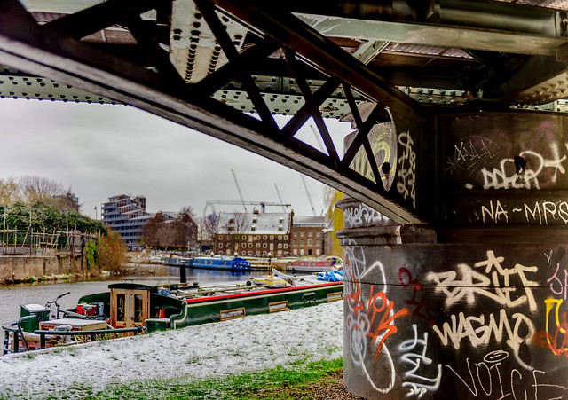 Under the Bridge - Bromley by Bow