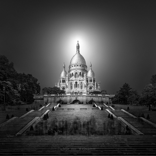 Enlightenment III – Sacré-Coeur Basilica, Paris