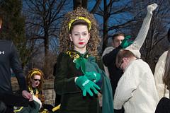 Saint Patrick's Parades 2018