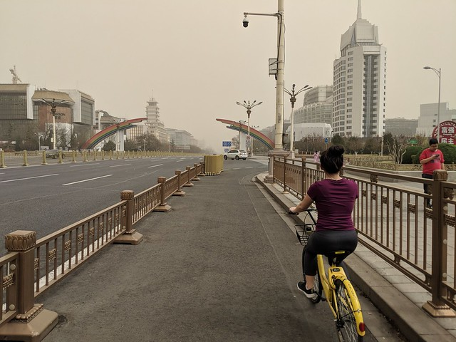 Wednesday in Beijing