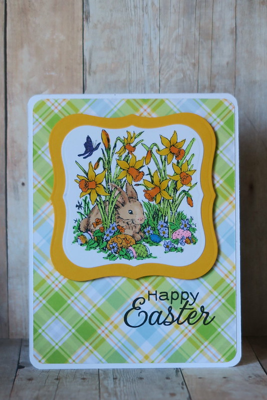 Brown Bunny Easter