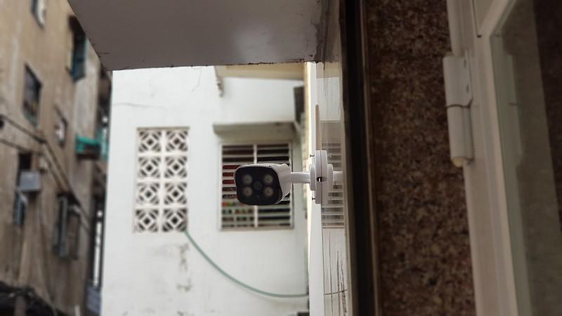lắp đặt camera công ty