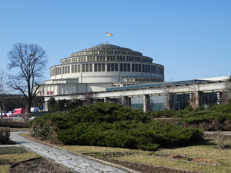 Centennial Hall, Wroclaw