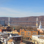 Poughkeepsie in the Morning