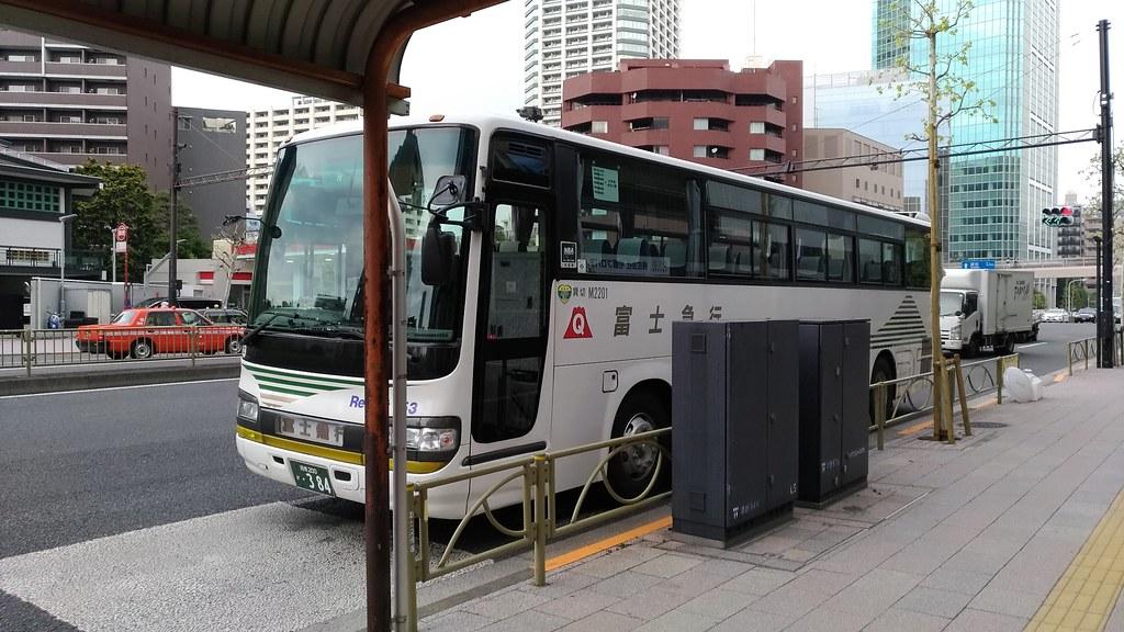 大平台みなと荘行き直行バス