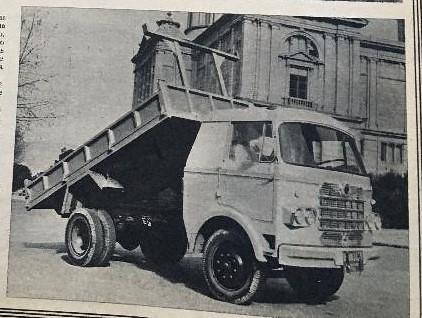 camió Nazar A 5,5 Tm publicitat diari Arriba 10 juny 1962