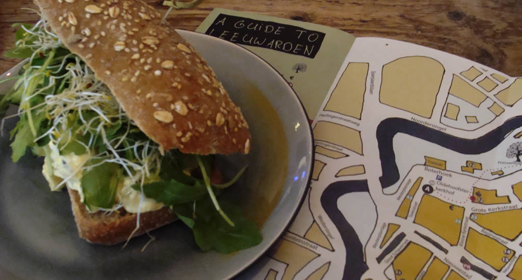Eating out in Leeuwarden, The Netherlands: Broodje Bewust   Your Dutch Guide